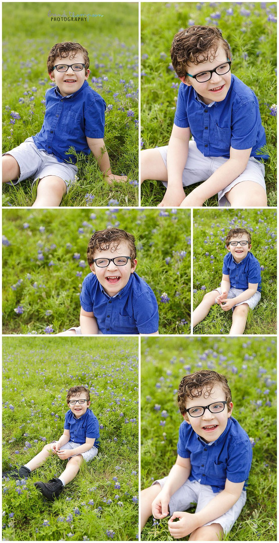 bluebonnet photos in plano texas with children